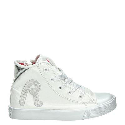 Replay meisjes sneakers zilver