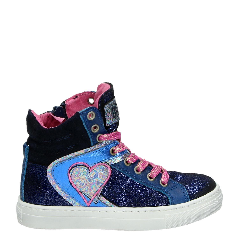 Mim-pi Bleu Chaussures IacKAlzNd