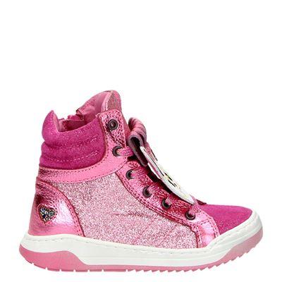 Mim-Pi meisjes sneakers roze