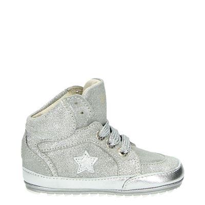 Shoesme Baby-proof Smart babyschoenen zilver