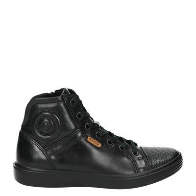 Ecco meisjes laarsjes & boots zwart