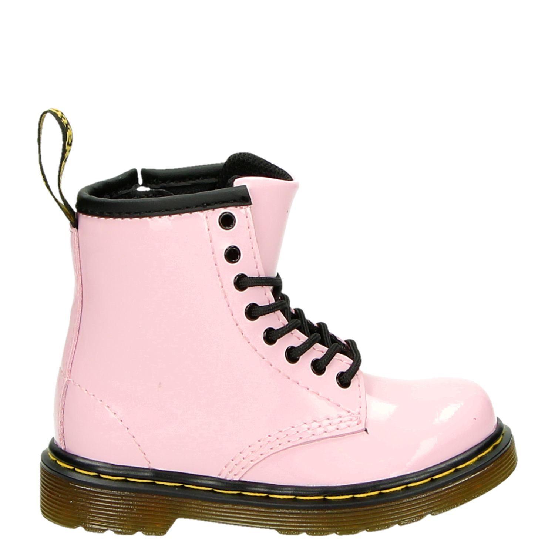 0906297d48f Dr. Martens BROOKLEE meisjes veterboots roze