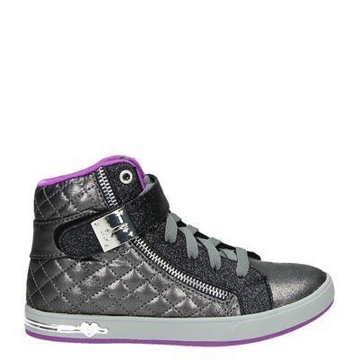 Skechers meisjes sneakers grijs
