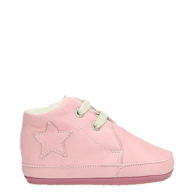 91b7ac7b92e Shoesme BP6W039 meisjes babyschoenen roze
