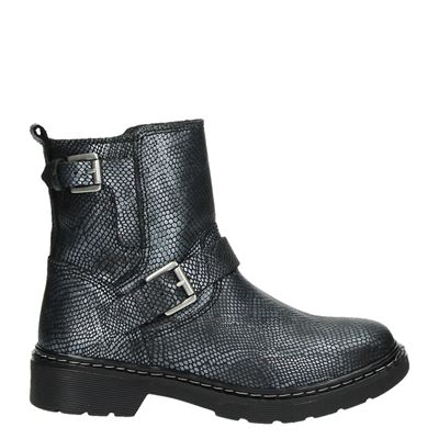 Orange Babies meisjes laarsjes & boots zwart
