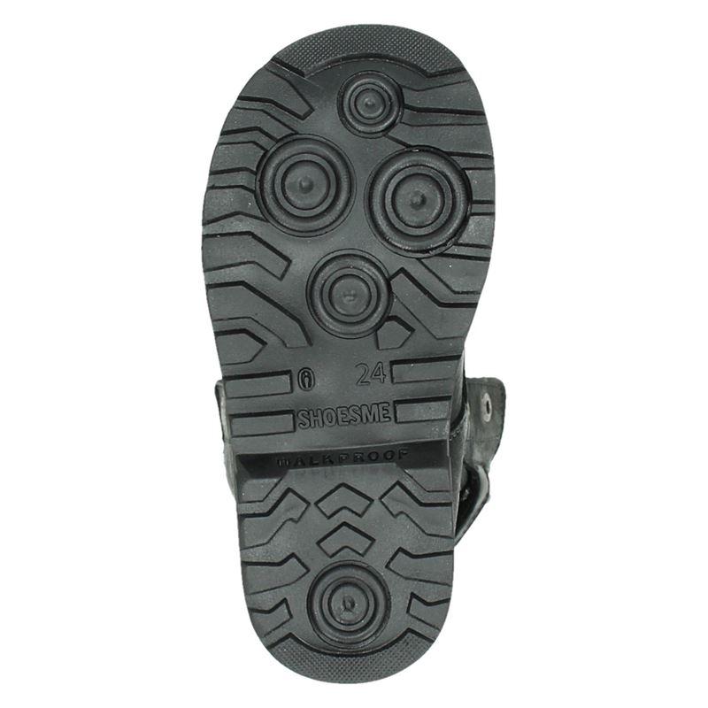Shoesme - Veterboots - Zwart