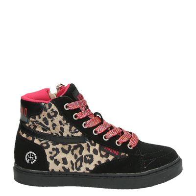 Vingino meisjes sneakers zwart