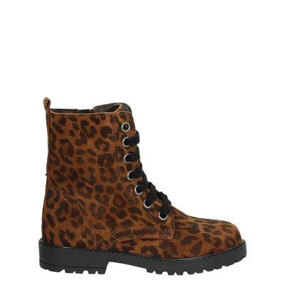 Clic! meisjes laarsjes & boots bruin