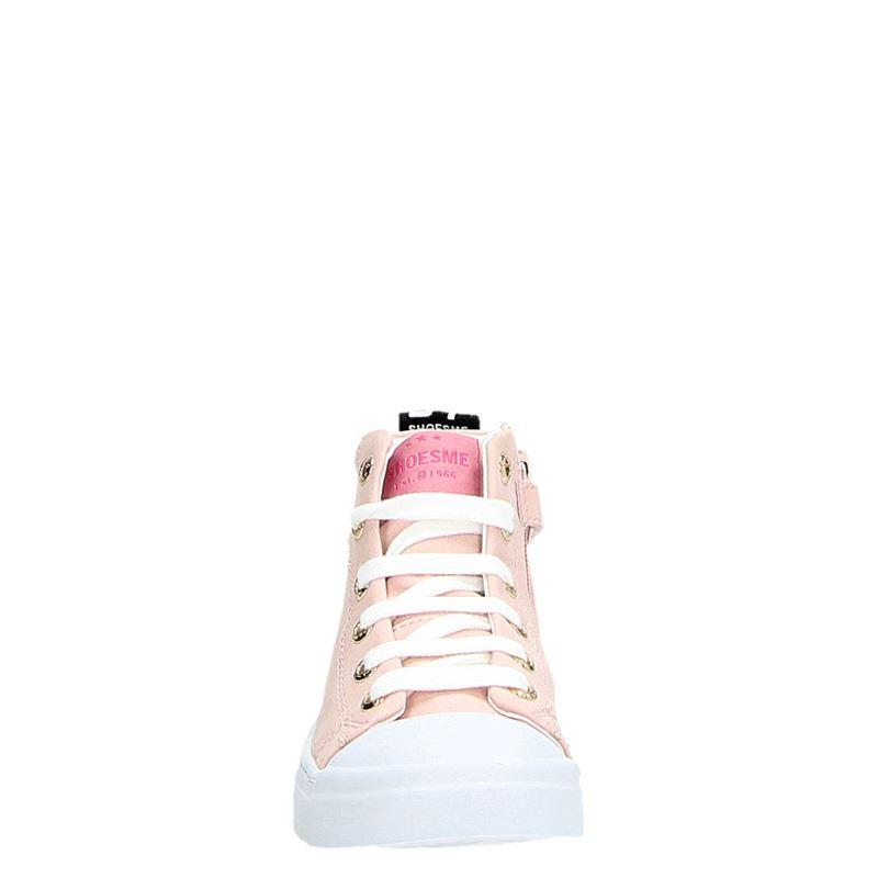 Shoesme - Hoge sneakers - Roze