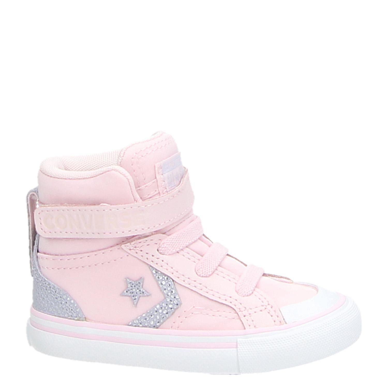 Converse Pro Blaze kindersneaker roze