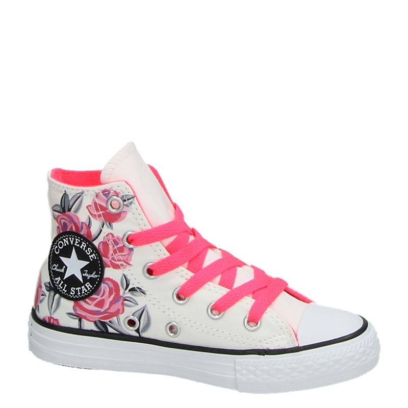 Converse Chuck Taylor - Hoge sneakers - Wit