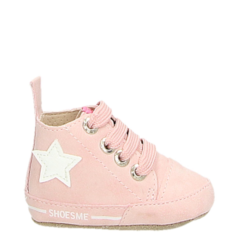 001391bd0ca Shoesme Baby-Proof Soft meisjes babyschoenen roze