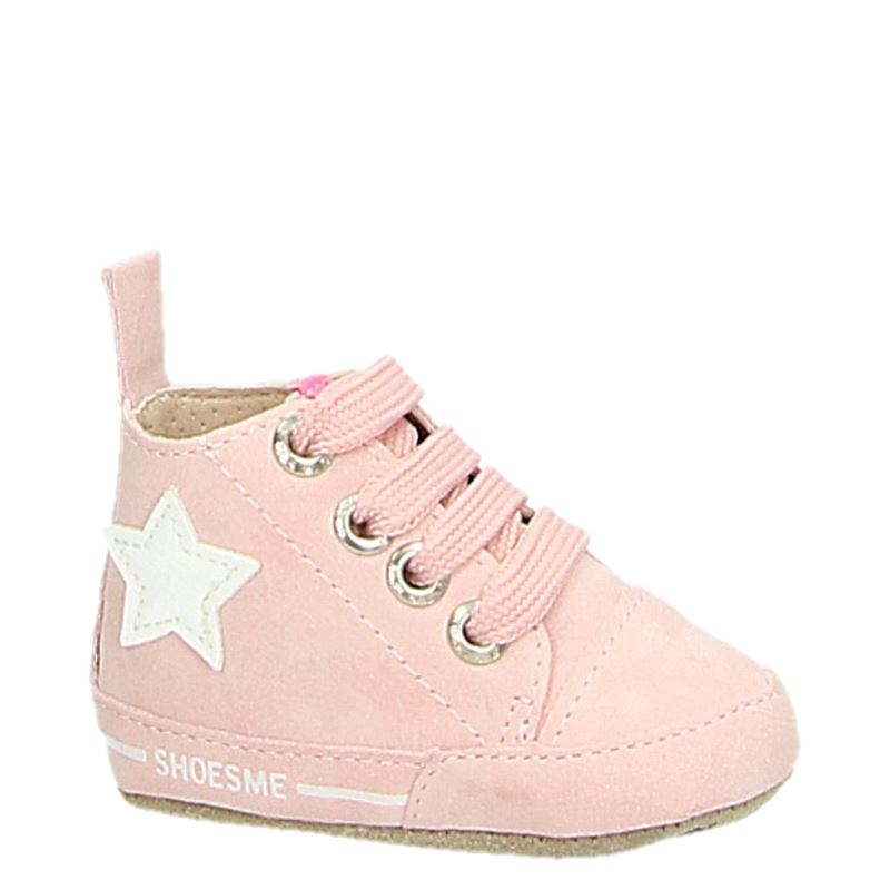 Shoesme Baby-Proof Soft - Babyschoenen - Roze