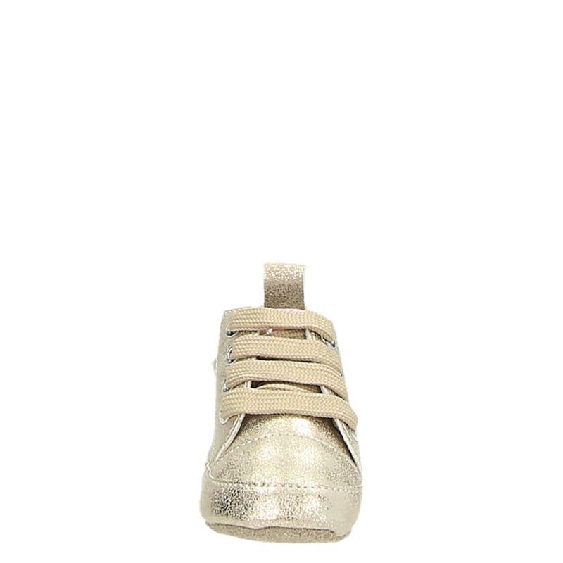 Shoesme Baby-Proof Soft - Babyschoenen - Zilver