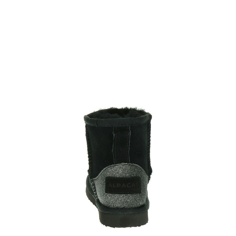 Alpacas - Boots - Zwart