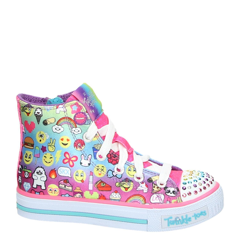 Twinkle Toes hoge sneakers multi