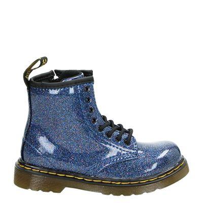 Dr. Martens meisjes laarsjes & boots blauw