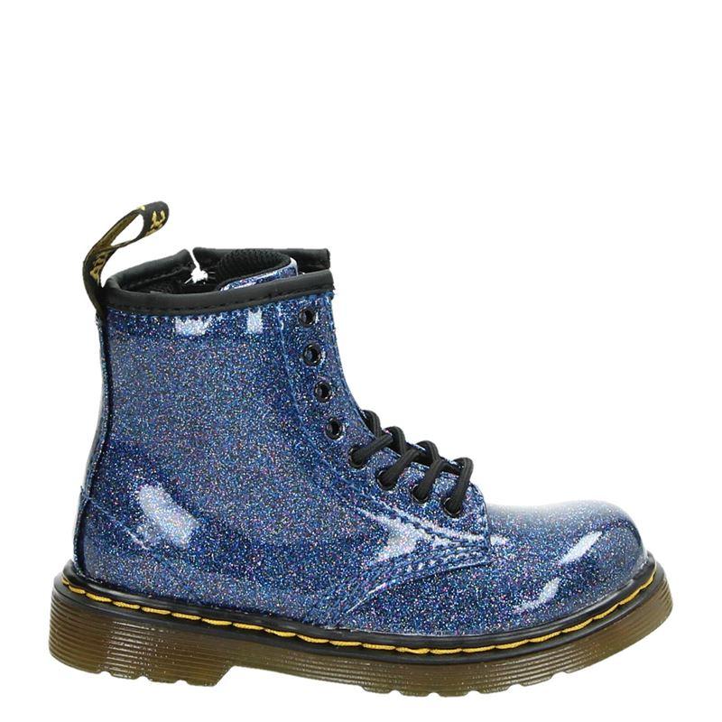 Dr. Martens 1460 Glitter - Veterboots - Blauw