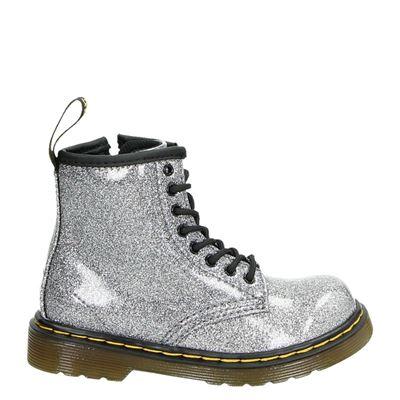 Dr. Martens meisjes laarsjes & boots zilver