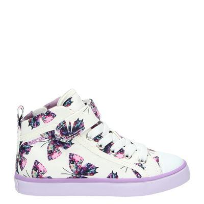 Geox meisjes sneakers wit