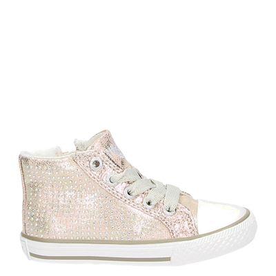 Little David meisjes sneakers rose goud