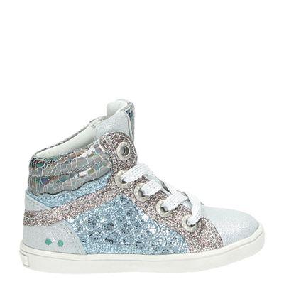 Bunnies meisjes sneakers blauw