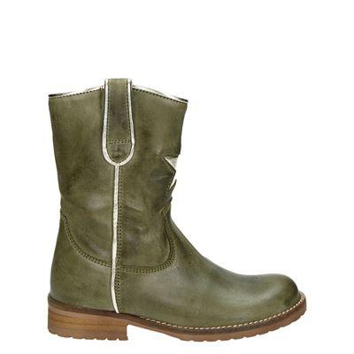 Orange Babies meisjes laarsjes & boots groen
