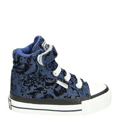 British Knights meisjes sneakers blauw