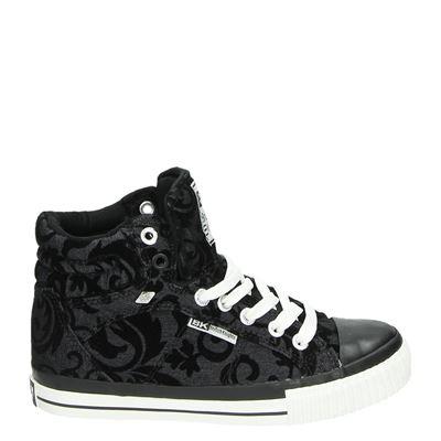 British Knights meisjes sneakers zwart