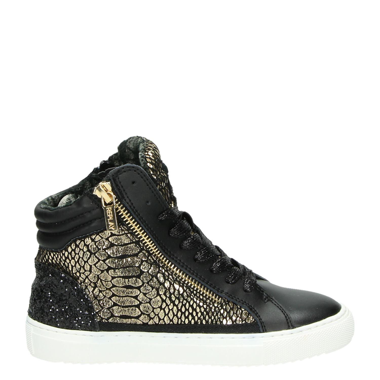Sneakers Hoge Bij Schoenen Collectie Replay Nelson AZBYOwWq