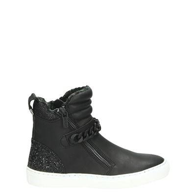 Replay meisjes laarsjes & boots zwart