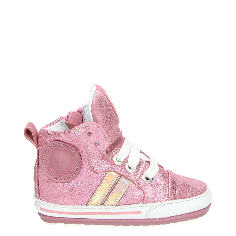 4348ef2ce0f Shoesme BP7W003 - Babyschoenen - Roze - Shoemixx.nl