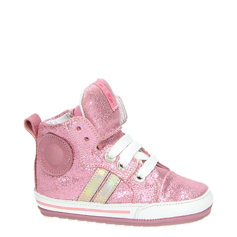 c19d997ec0d Shoesme BP7W003 meisjes babyschoenen roze