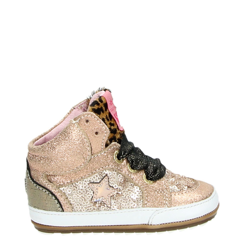 24673f3ac1c Shoesme BP7W026 meisjes babyschoenen roze