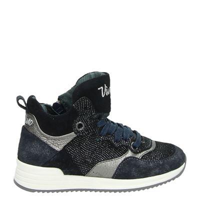 Vingino meisjes sneakers blauw