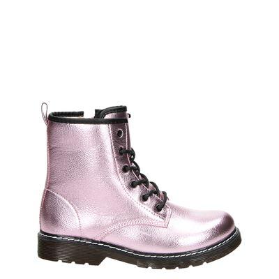 Orange Babies meisjes laarsjes & boots paars