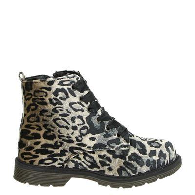 Hobb's meisjes laarsjes & boots taupe