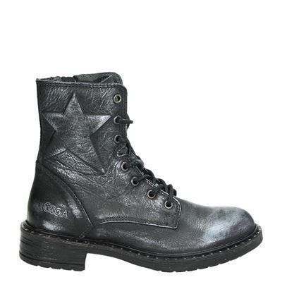 Giga meisjes laarsjes & boots grijs