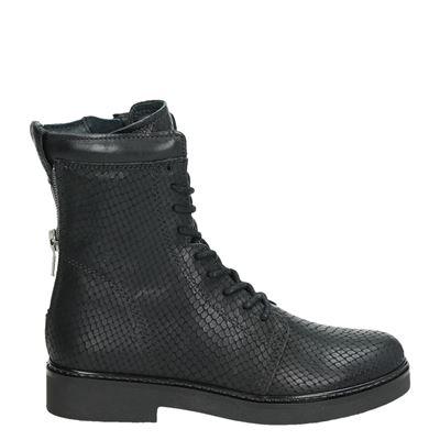 Giga meisjes laarsjes & boots zwart