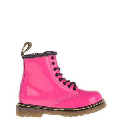 Dr. Martens meisjes veterboots roze