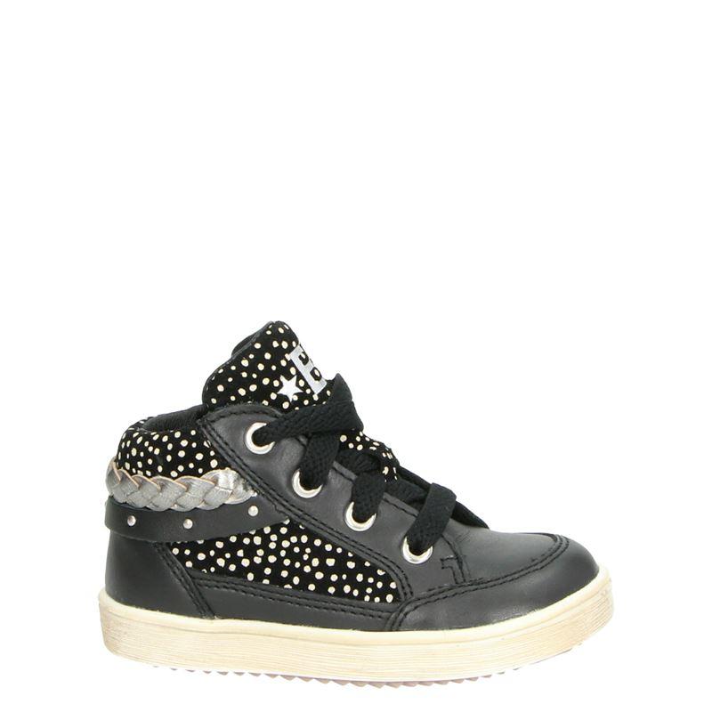 Orange Babies - Lage sneakers - Zwart