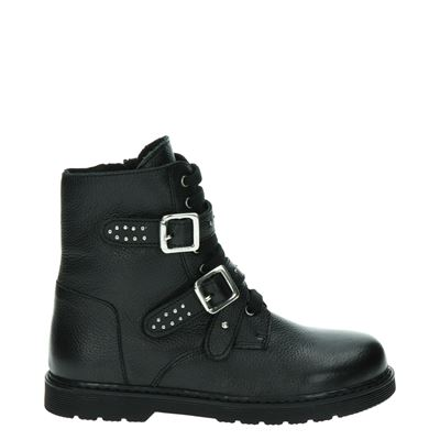 Nelson Kids meisjes laarsjes & boots zwart