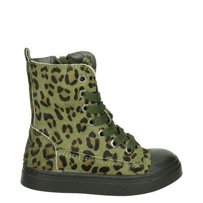 Shoesme meisjes laarsjes & boots kaki