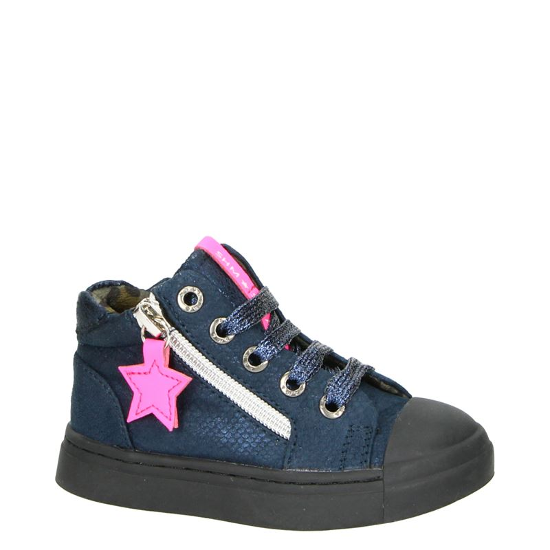Shoesme - Sneakers - Blauw