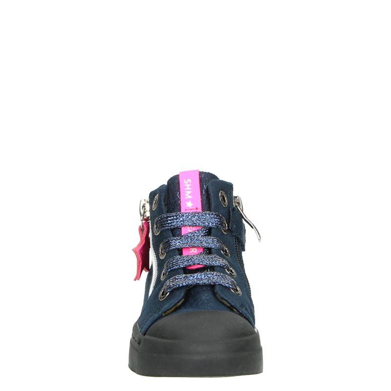 Shoesme - Sneakers - Blauw