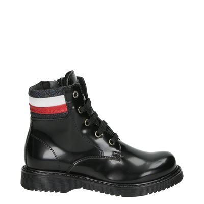 Tommy Hilfiger meisjes laarsjes & boots zwart