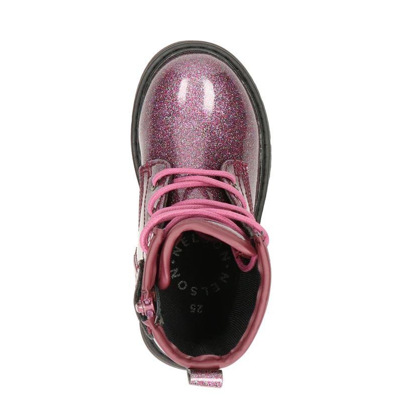 Nelson Kids - Veterboots - Roze