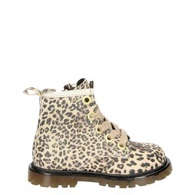 Nelson Kids meisjes laarsjes & boots bruin