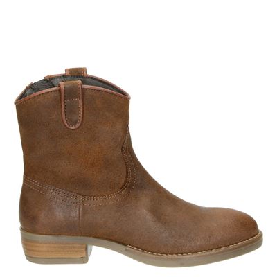 Nelson Kids meisjes laarsjes & boots cognac