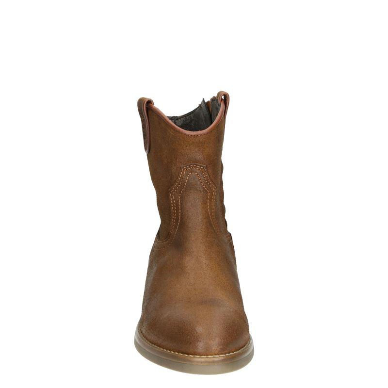 Nelson Kids - Rits- & gesloten boots - Cognac